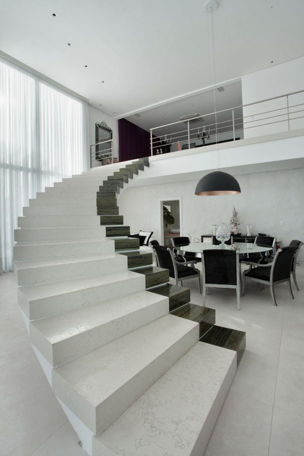 Merveilleux Concrete Stair Designs For The Handicapped
