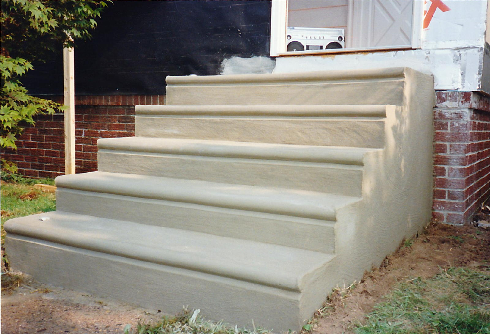 Concrete Stair Treads Staircase Design