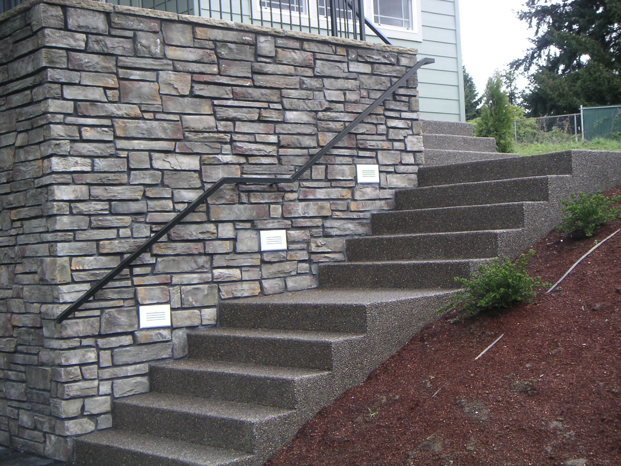 The Advantages Of Concrete Stairs Inexpensive And Reliable Staircase Design