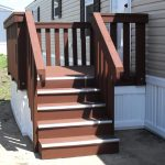 concrete stairs for mobile homes