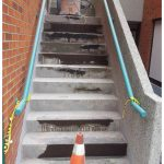 concrete stairs resurfacing