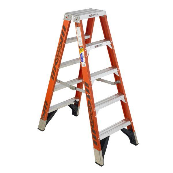 fiberglass ladder lowes