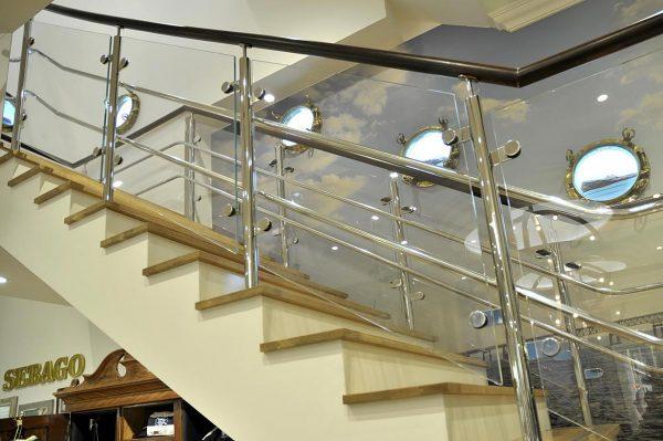 metal stair design guide