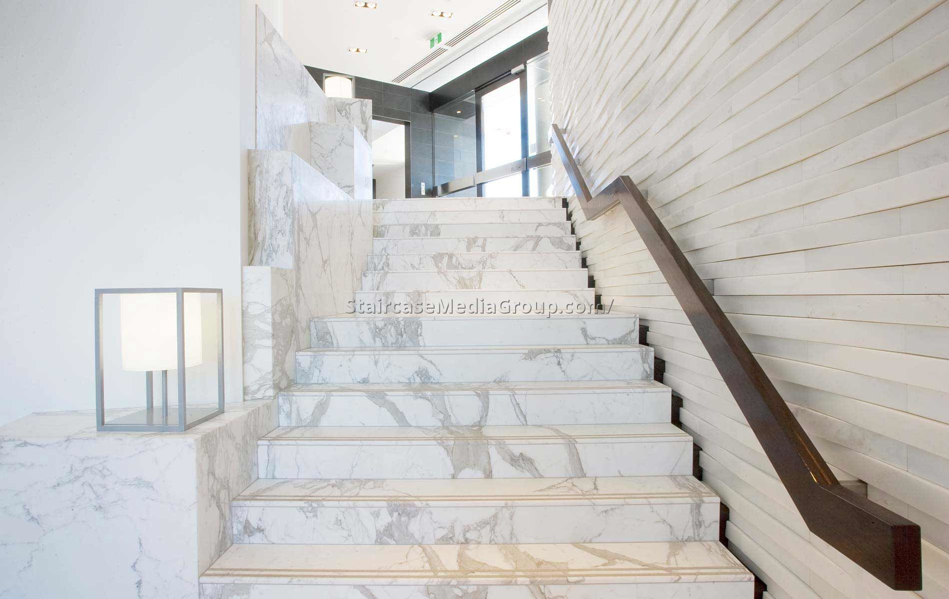 Superior Modern Marble Stairs