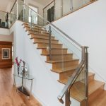 modern wooden staircase designs
