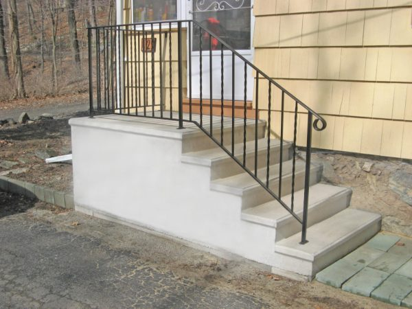 precast cement stairs