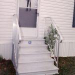precast concrete porch steps