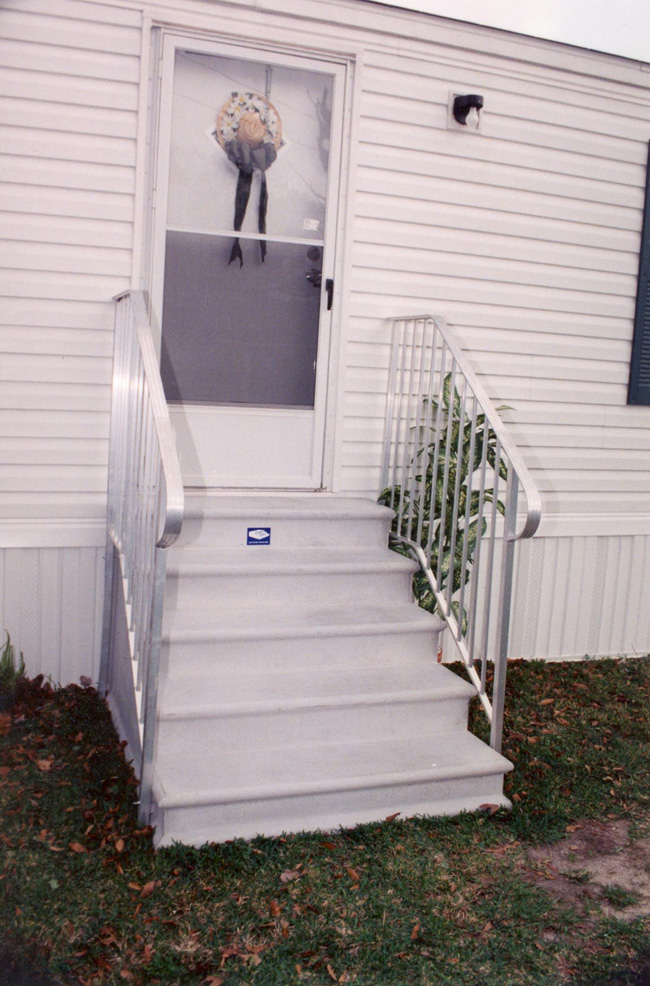 Precast Concrete Porch Steps Staircase Design