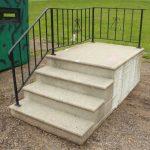 prefab concrete stairs