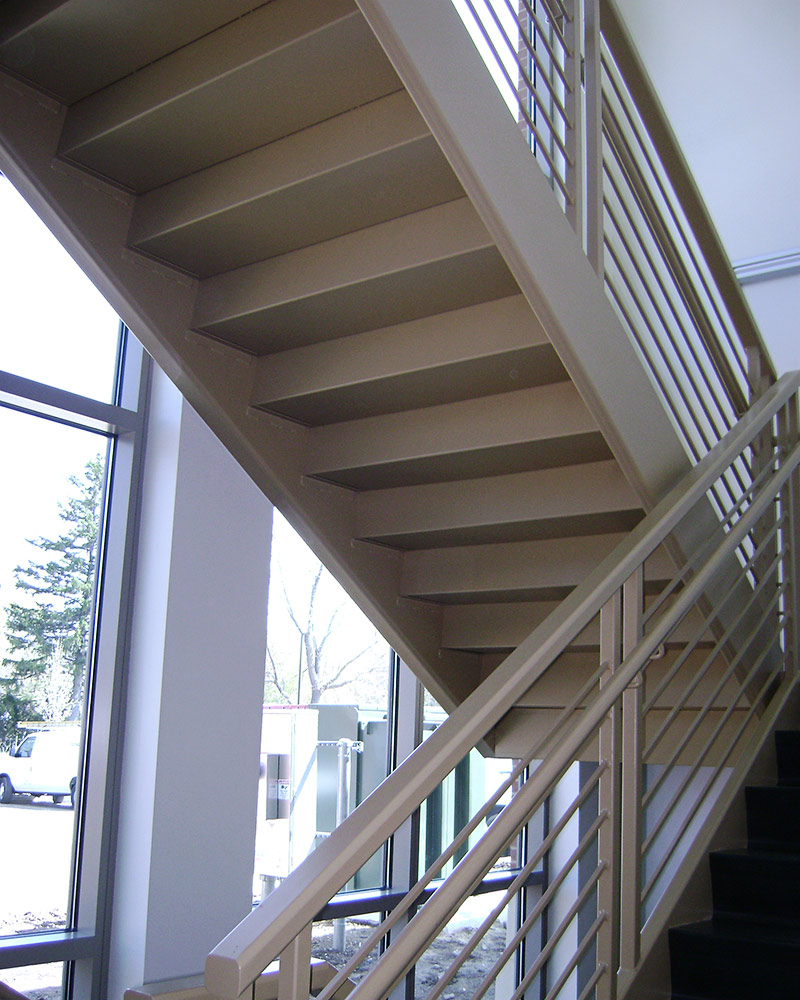Prefab Exterior Stairs