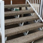 prefabricated cement steps