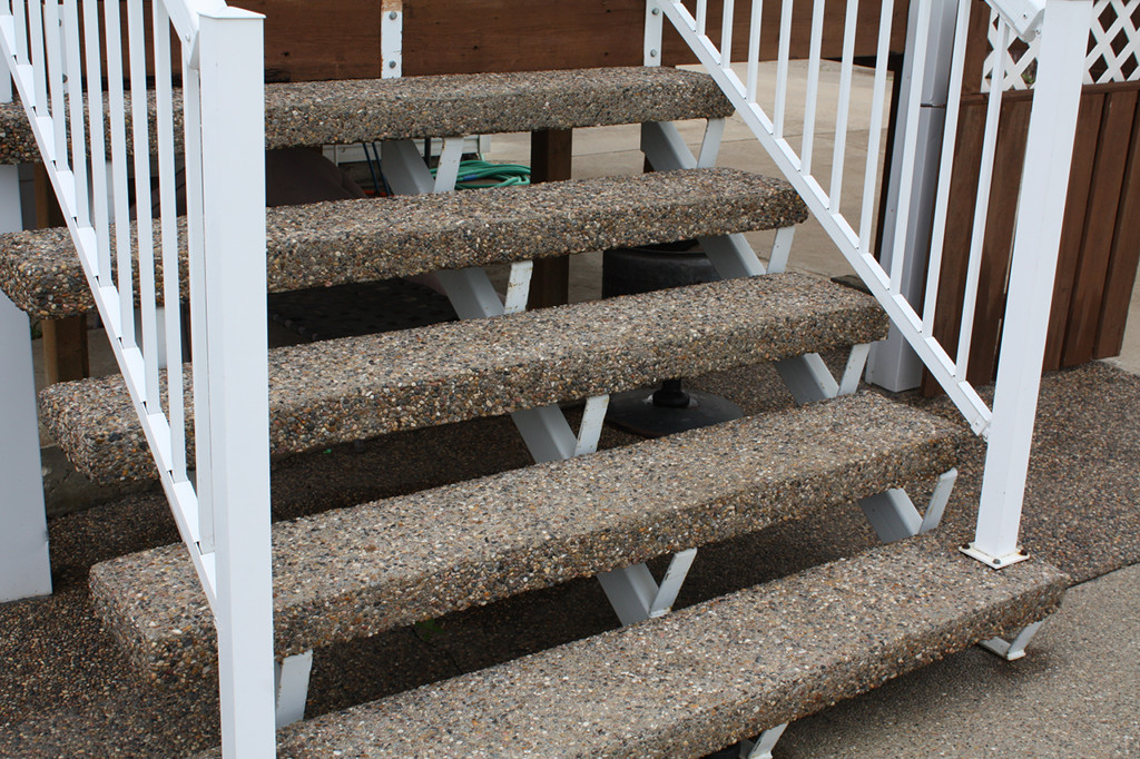 How To Make A Formwork For Concrete Stairs Staircase Design