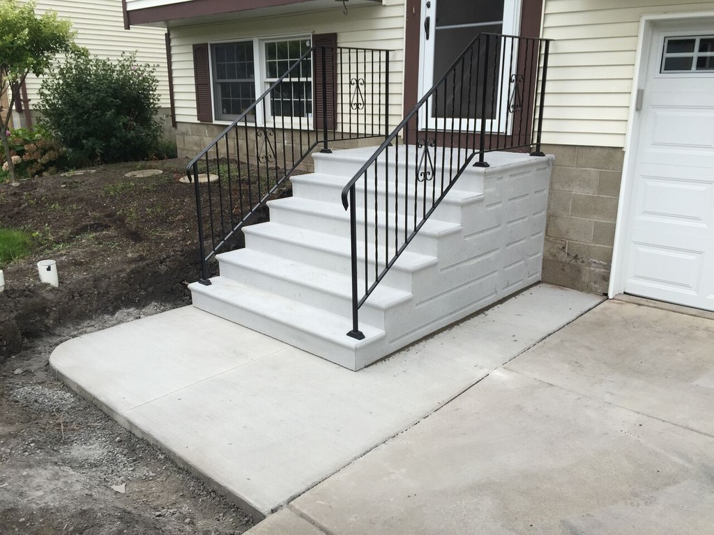 Superb Premade Stairs Exterior