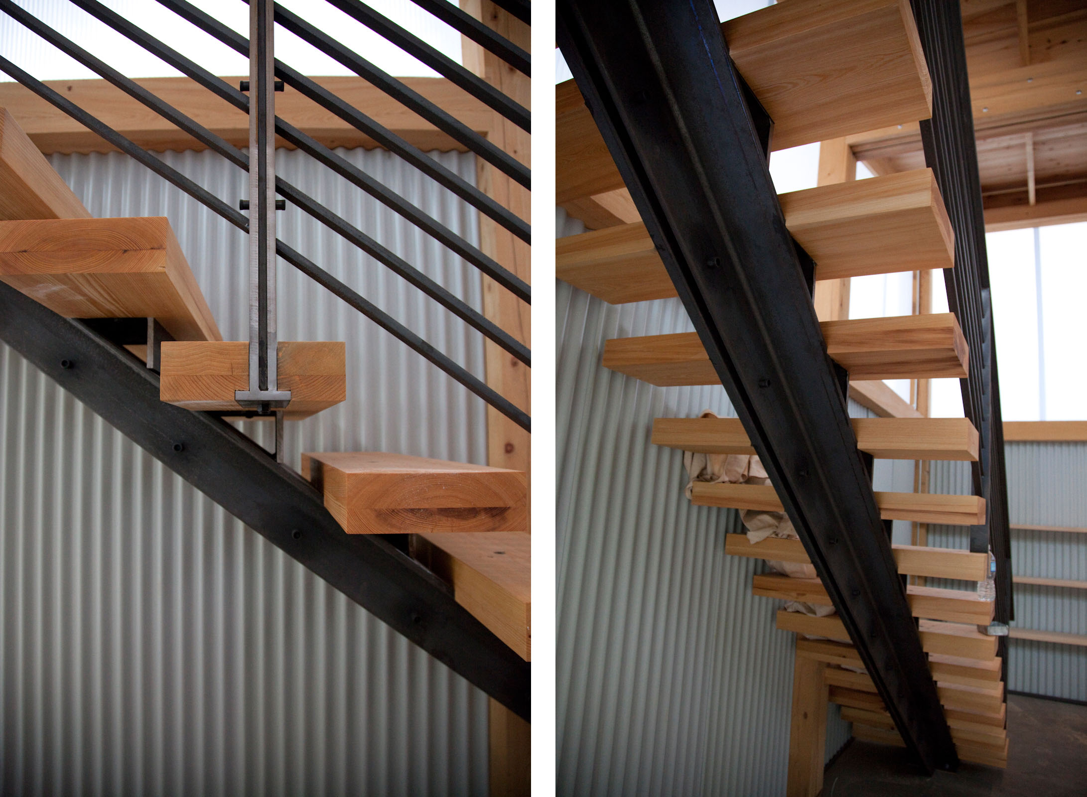 Steel Stairs Design Pictures