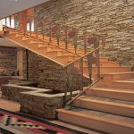 stone staircase cost