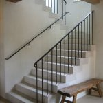 stone staircase details