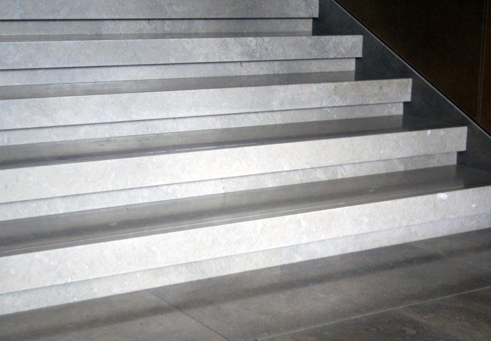 Attractive Stone Step Treads