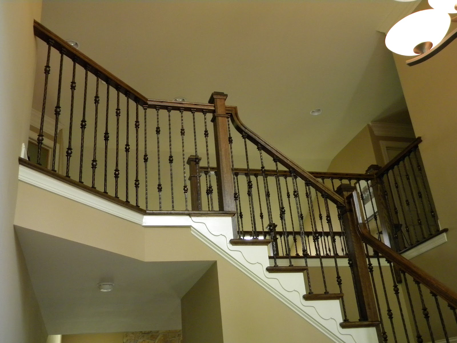 Wooden Staircase Balusters