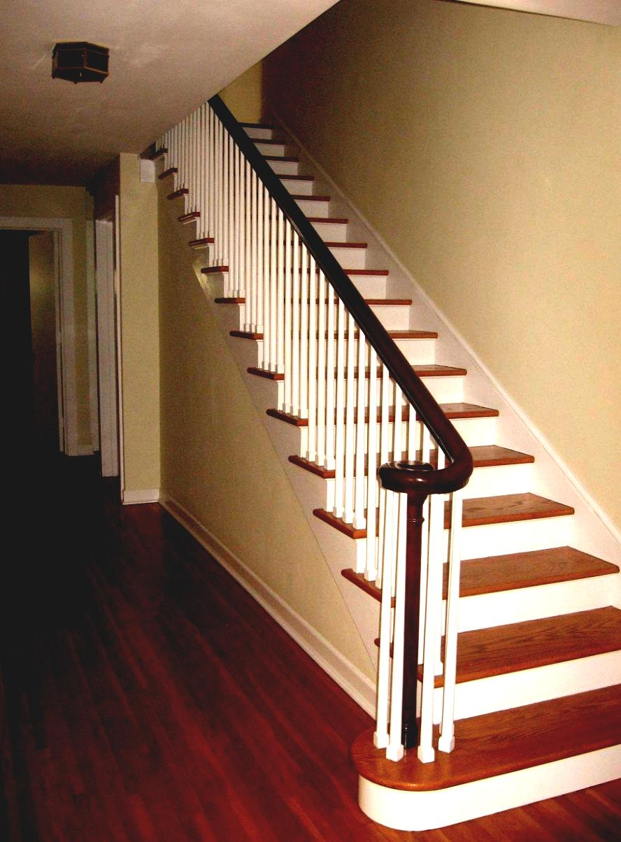 Nice Wooden Staircase Designs For Homes