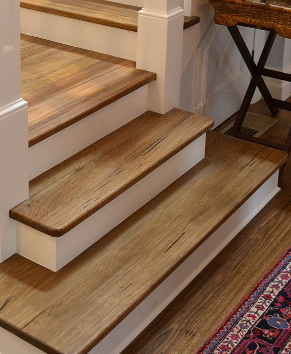 wooden staircases images