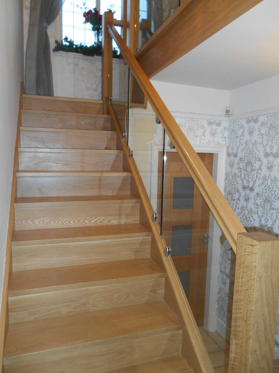 Great Wooden Staircases Pictures