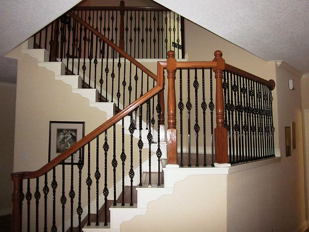 Superb Cast Iron Stairs Design_11