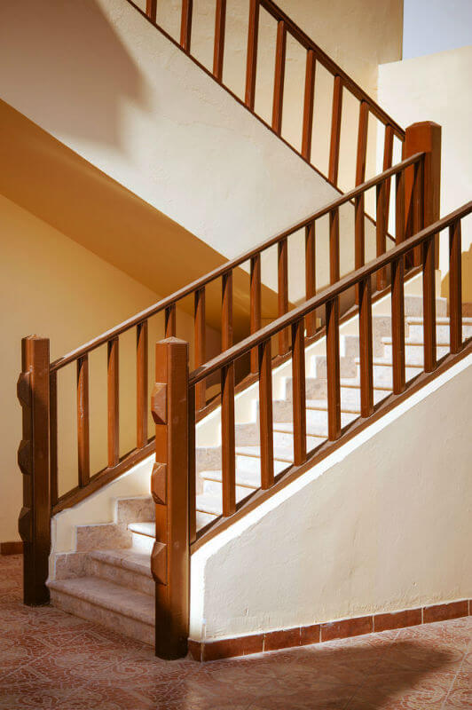 wooden stair railing images_51 staircase design - Wooden Stairs
